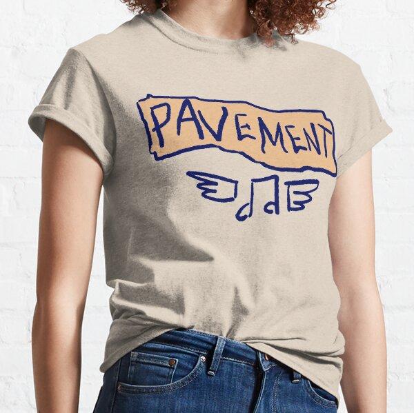 Pavimento - clásica banda estadounidense de los 90. Banda de rock indie. Camiseta clásica