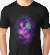 Colorful Eggs in a Basket Unisex T-Shirt