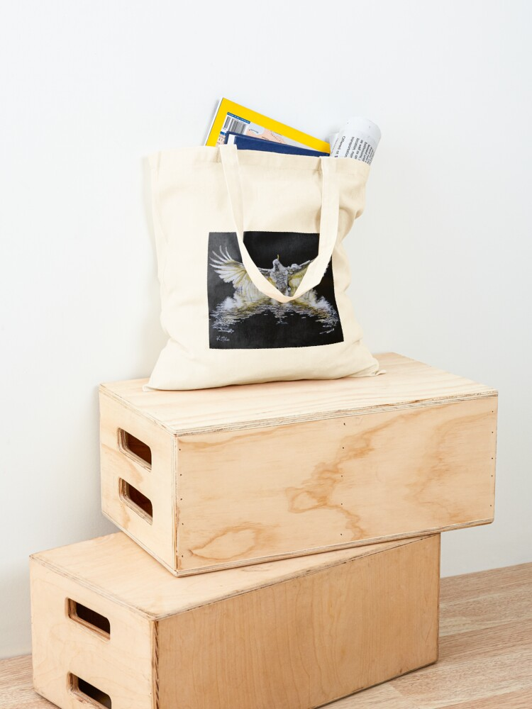 Alternate view of Cockatoo Landing Tote Bag