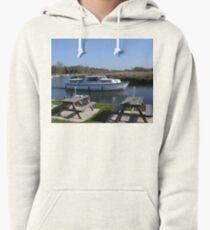Norfolk Broads Cruiser Pullover Hoodie