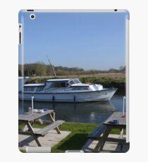 Norfolk Broads Cruiser iPad Case/Skin