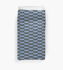 Norfolk Broads Cruiser Duvet Cover