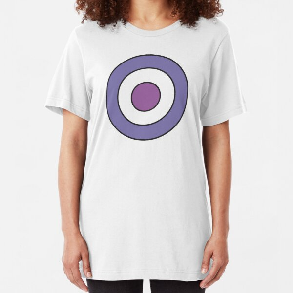 The 10am-shirt - Bright and shiny edition Slim Fit T-Shirt