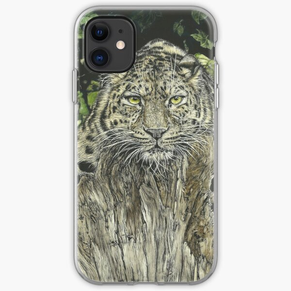 Just Chillin' iPhone Soft Case