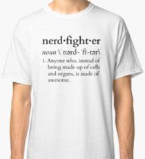 Nerdfighter? Classic T-Shirt