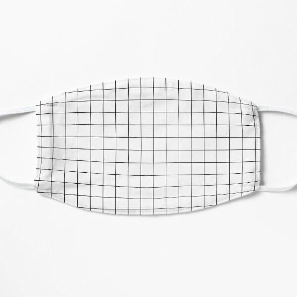 White Grid Mask