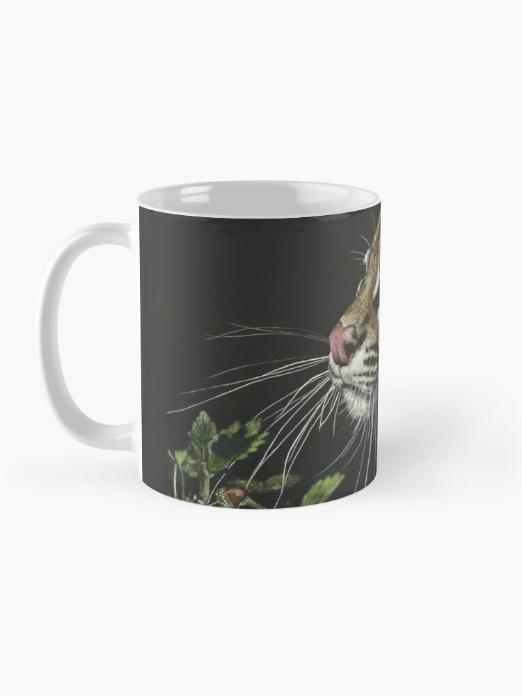 Alternate view of Whiskers In The Sunlight Mug
