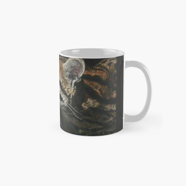 Whiskers In The Sunlight Classic Mug