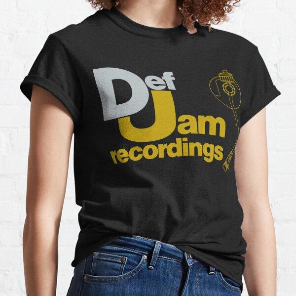 DJ Recordings RAP Print Classic T-Shirt