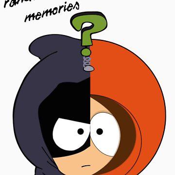 Random Kenny Memories by D-AF-T