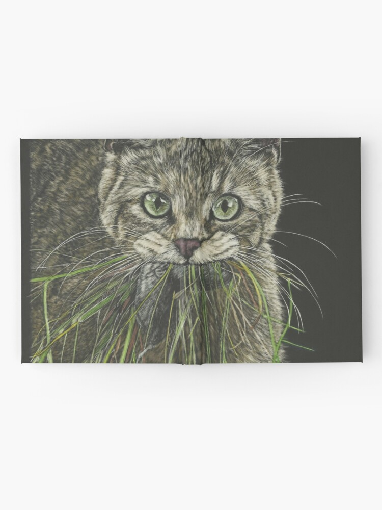 """Alternate view of """"What Mouse?"""" Hardcover Journal"""