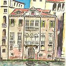 Postcard from Europe - Venice by Gary Shaw