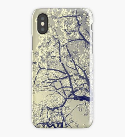 May the flowers fill your heart with beauty iPhone Case