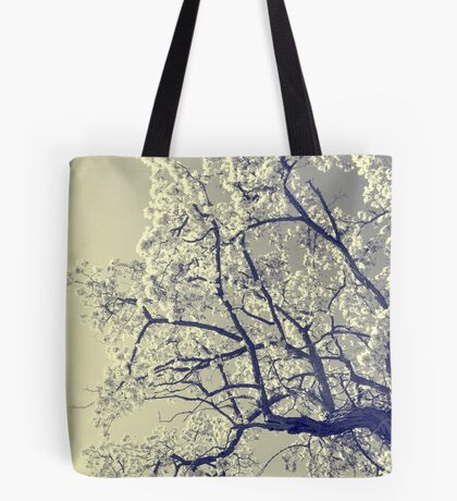 May the flowers fill your heart with beauty Tote Bag