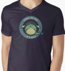 It Is Known Mens V-Neck T-Shirt