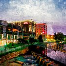 River Place, Greenville, SC by Gordon Taylor