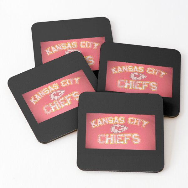 Old KC fan never fades. Coasters (Set of 4)