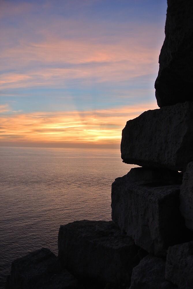 Quarry Sunset by photosbyJT