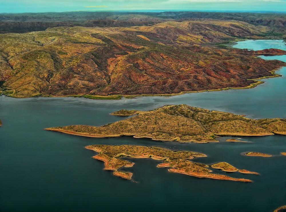 Lake Argyle by V1mage