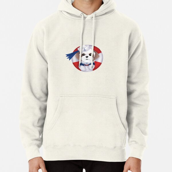S is for Shih Tzu Sailor Pullover Hoodie