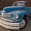 Old Blue by CandyBPhotos