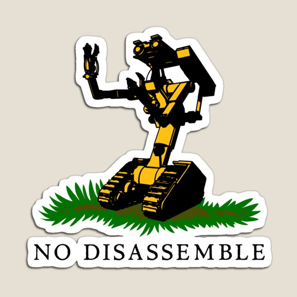 No Disassemble Magnet