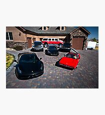Dream Garage Photographic Print