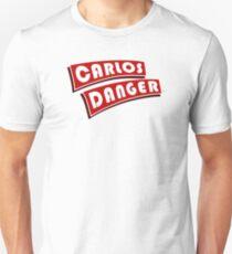 Carlos Danger aka Anthony Weiner T-Shirt Plain T-Shirt