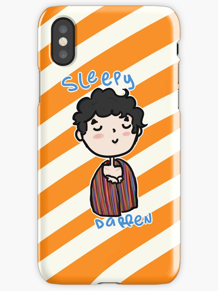 Sleepy Darren by saltyblack