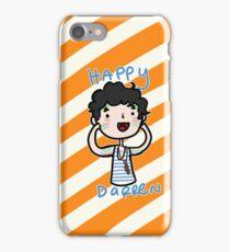 Happy Darren iPhone Case/Skin