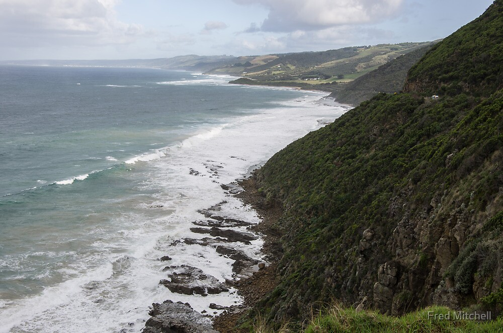 To Apollo Bay from Cape Patten 20130607 5263 by Fred Mitchell
