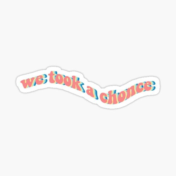 Chonce* 1D Sticker