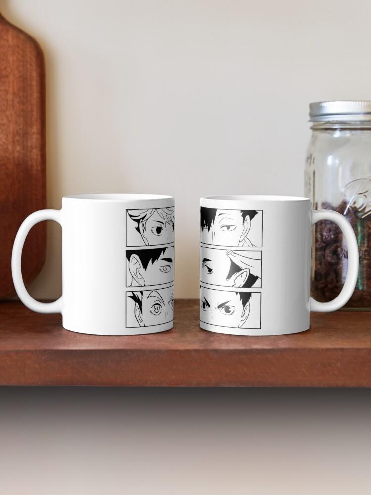Alternate view of Haikyuu Captains Mug