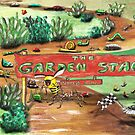 The Garden Stakes by David Fraser