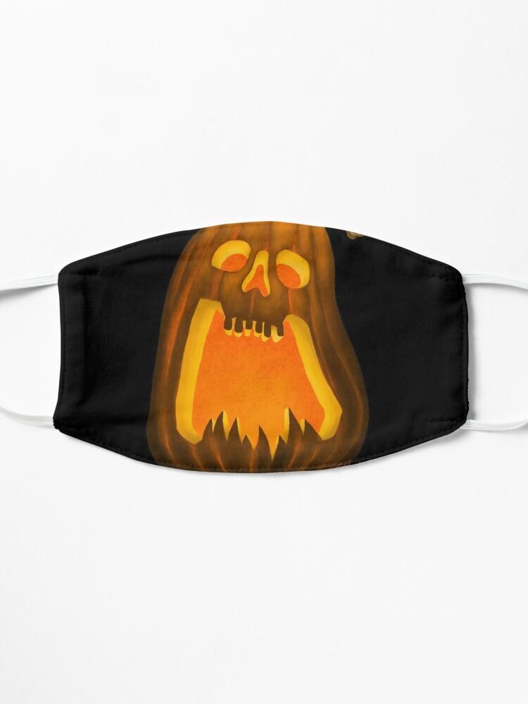 Alternate view of Howler Mask
