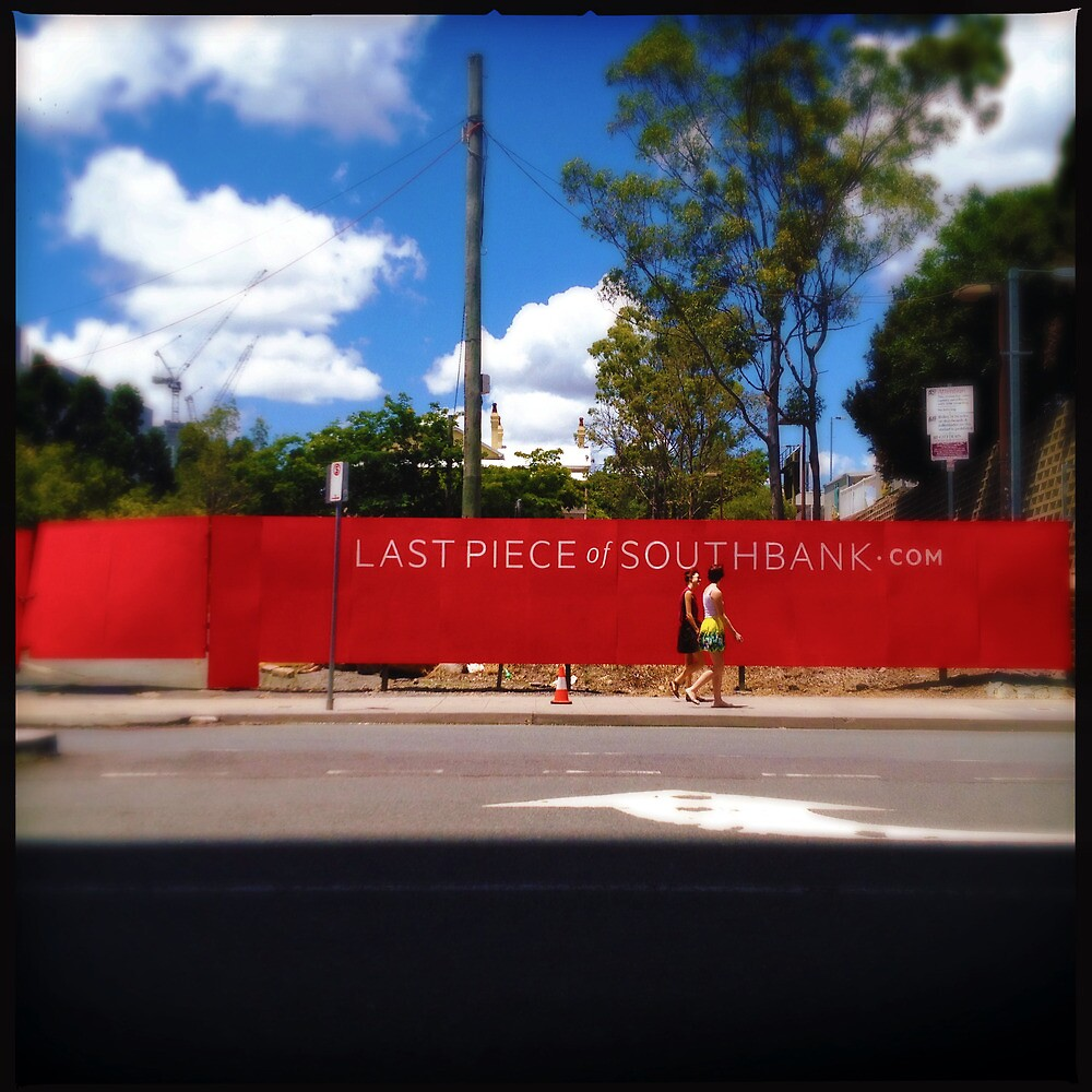 Last Piece of Brisbane by Niki Smallwood