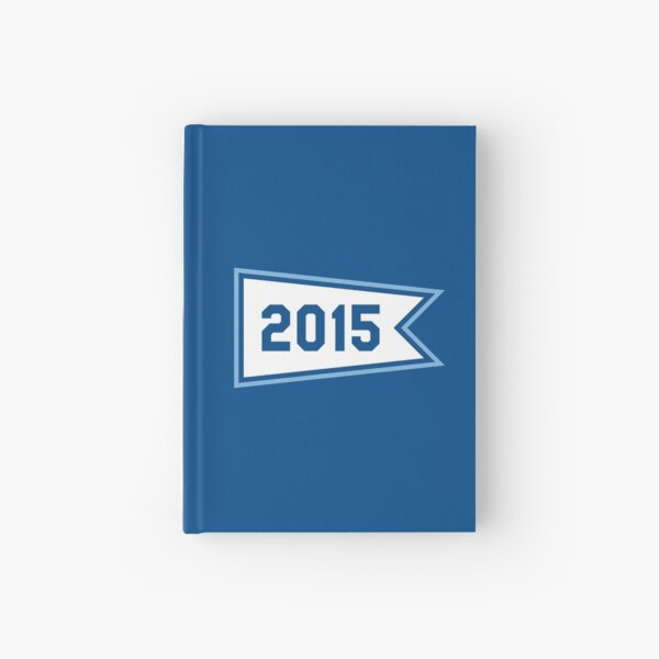 KC 2015 Pennant Hardcover Journal