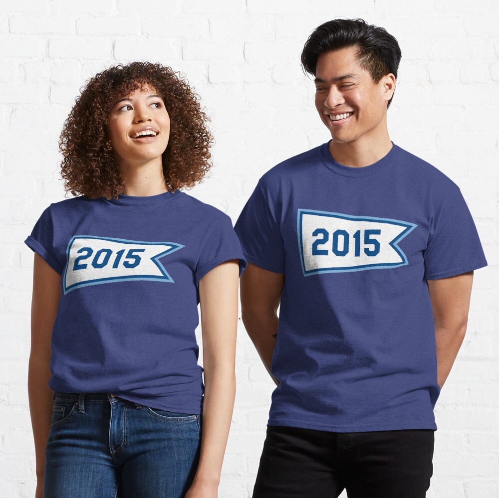 KC 2015 Pennant Classic T-Shirt