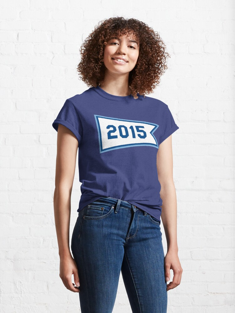 Alternate view of KC 2015 Pennant Classic T-Shirt