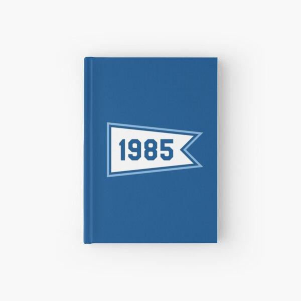 KC 1985 Pennant Hardcover Journal