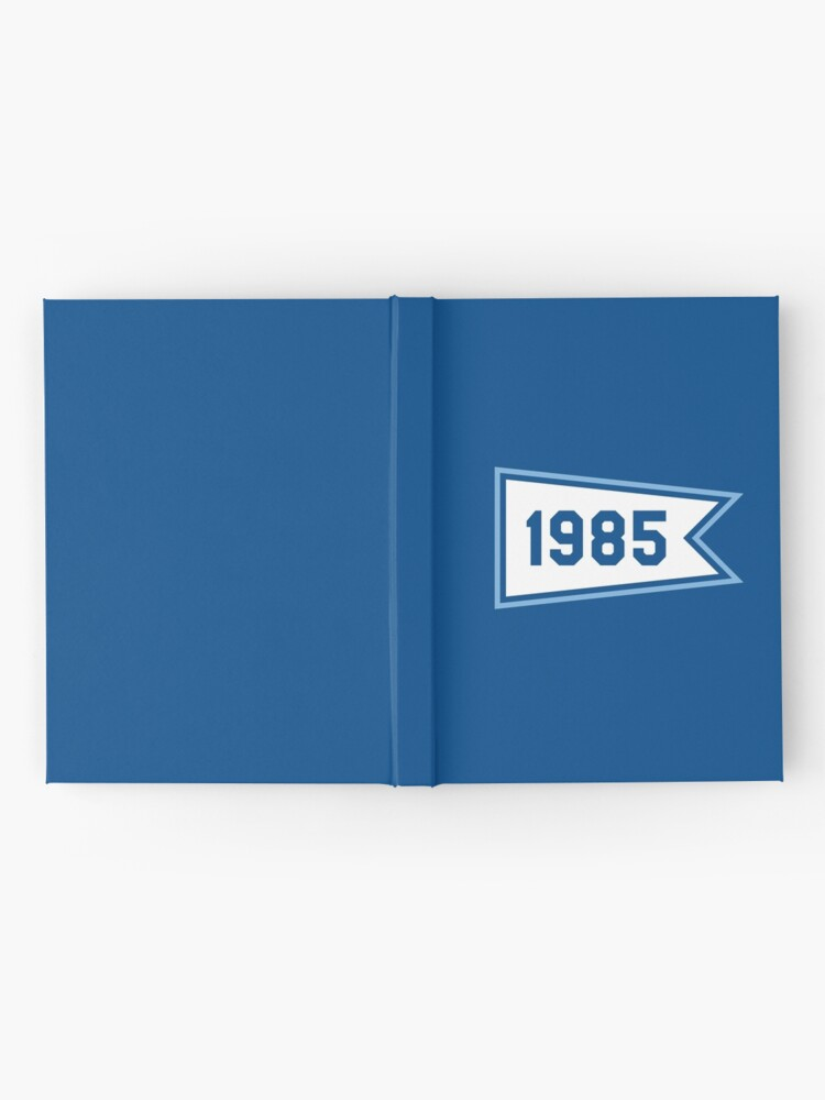 Alternate view of KC 1985 Pennant Hardcover Journal