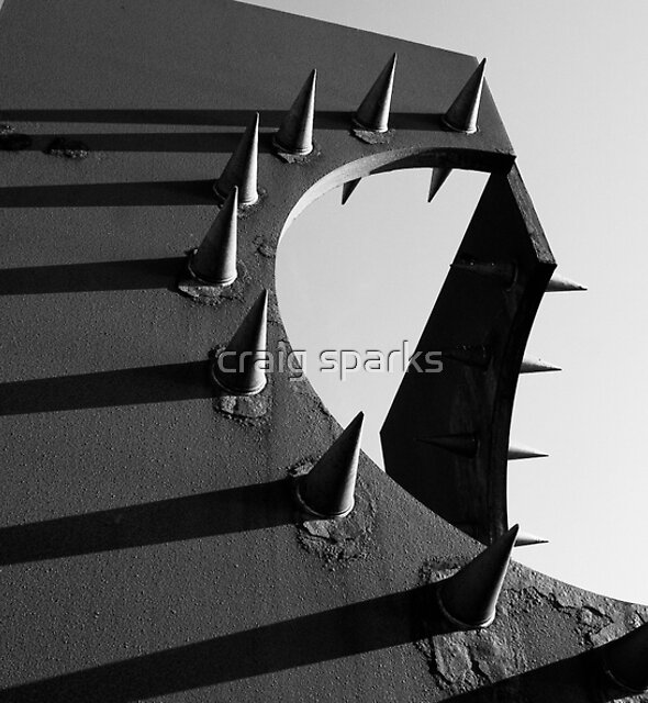 BW spikes by craig sparks