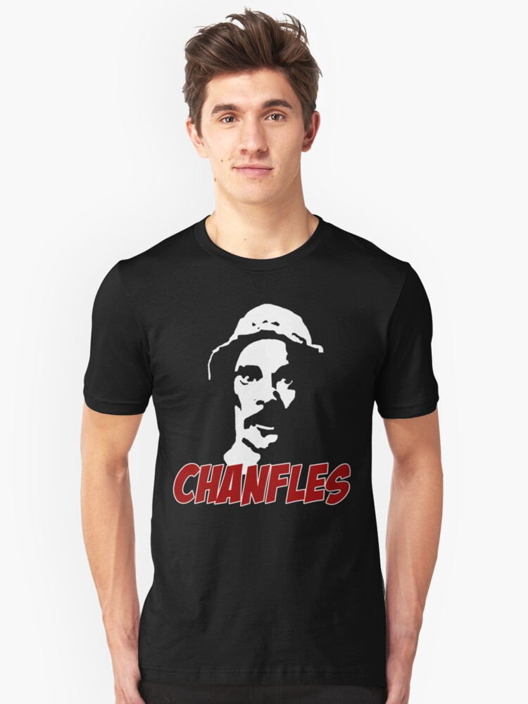CHANFLES A Unisex T-Shirt Front