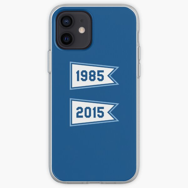 KC Pennants iPhone Soft Case