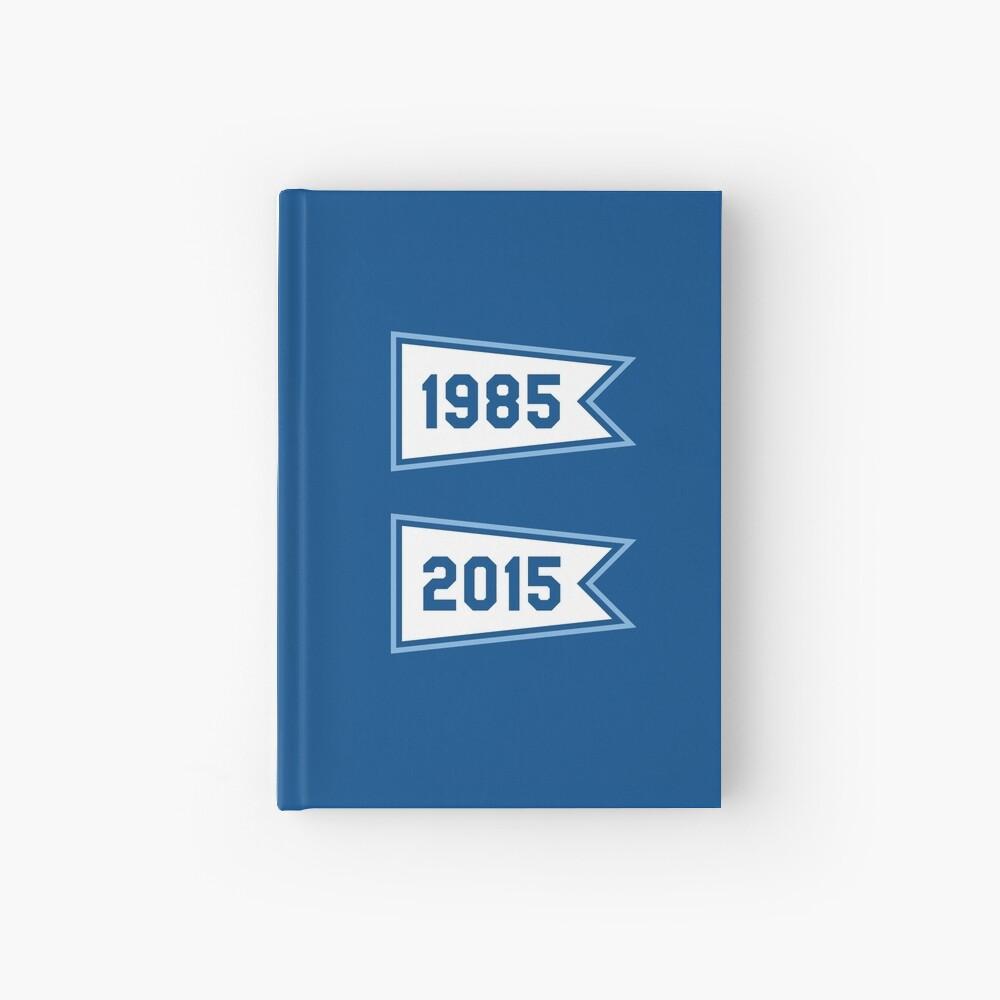 KC Pennants Hardcover Journal