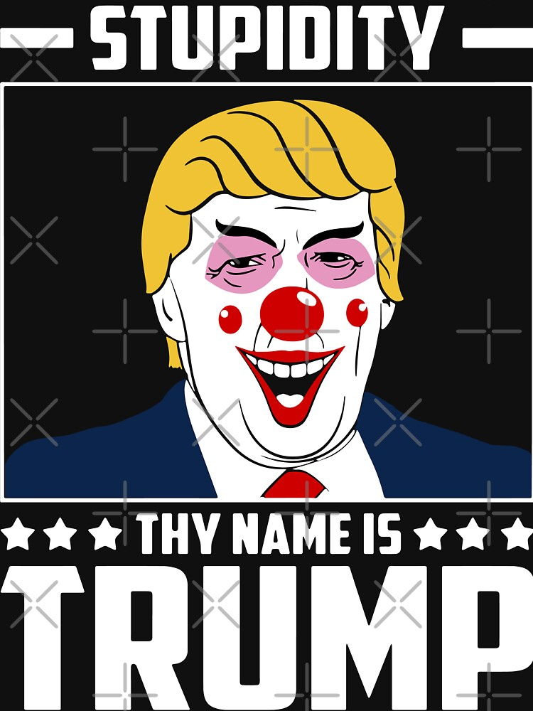 Stupidity: Thy Name by EnforcerDesigns
