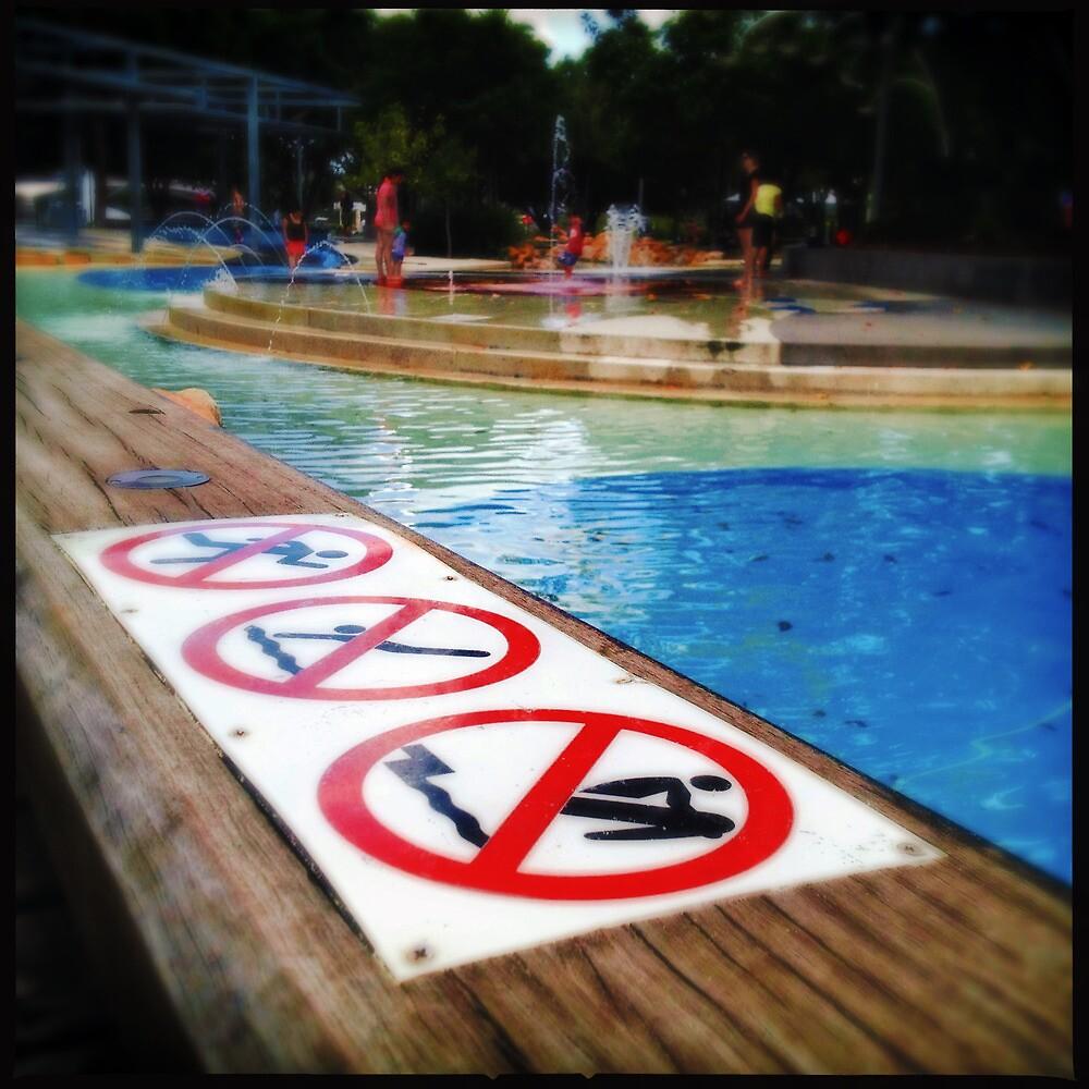 Pool Time by Niki Smallwood