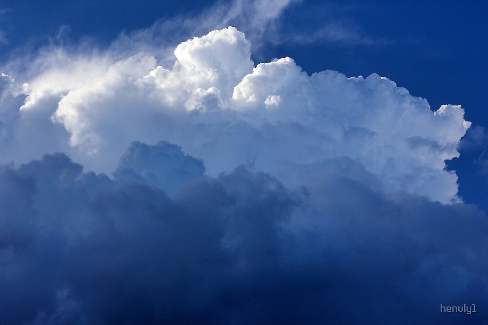 The Clouds by henuly1