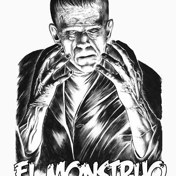 El Monstruo by MontyBorror