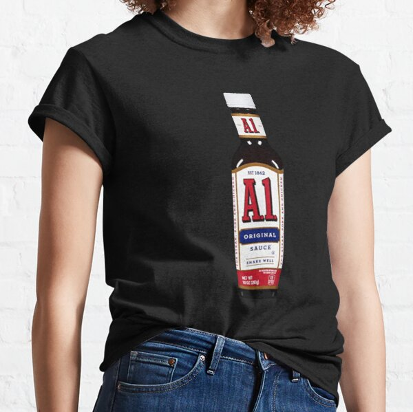 A1 Steak Sauce Classic T-Shirt